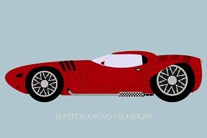 european super car icon