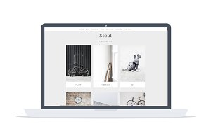 Scout - Portfolio Wordpress Theme
