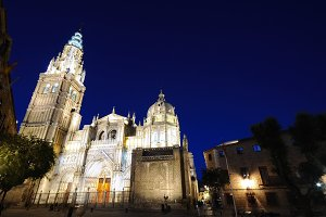 Toledo cathedral.