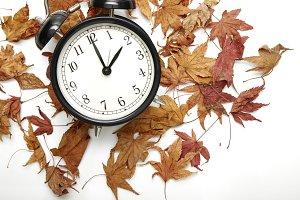 Daylight Saving Time End