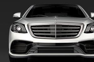 Mercedes AMG S 63 4MATIC W222 2018