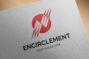 Encirclement Logo Template