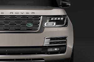 Range Rover SVAutobiography Limo