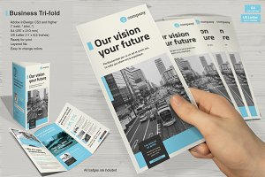 Business Tri-fold Vol. 9