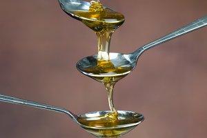 Waterfall of Honey, Spoons