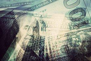 Money, finance, business concept