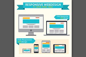 Responsive Web Design Icon