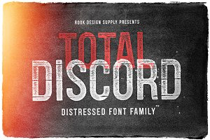 Total Discord Font Family