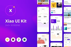 UI Kits and Libraries ~ Creative Market