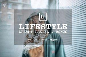 Pastel Lifestyle Lightroom Presets
