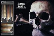 Skull Swatches