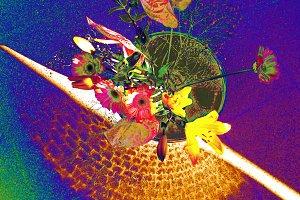 Flowers, fantasy 1