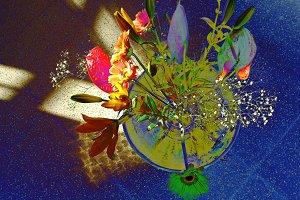 Flowers, fantasy 2