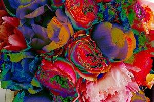 Flowers, fantasy 3