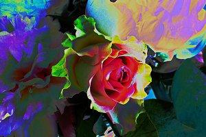Flowers, fantasy 4