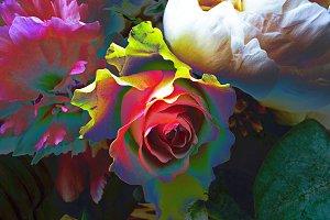 Flowers, fantasy 6