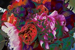 Flowers, fantasy 7