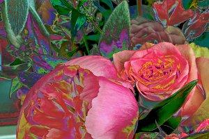 Flowers, fantasy 8
