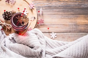drink mulled wine