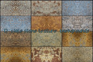 slate stone texture background nº1