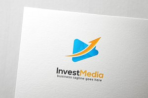 Invest Media Logo
