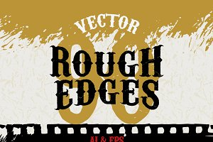 Vector Rough Edges Col2