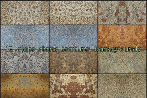 slate stone texture background nº2