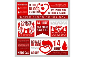Blood donation, World Donor Day