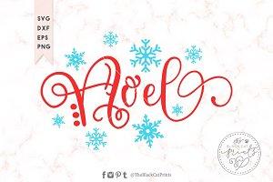 Noel svg Christmas SVG DXF EPS PNG