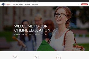 eSmart - LMS WordPress Theme
