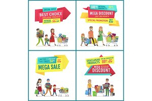Best Choice and Mega Sale Discount
