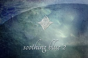 15 Textures - Soothing Blue 2