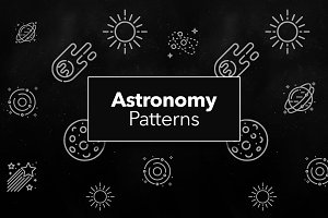 Astronomy and Space Patterns