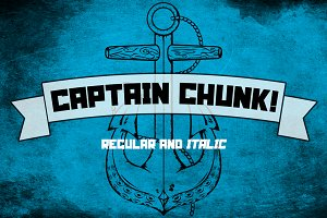 Captain Chunk!