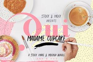 Oui, cupcake! RomanticStock & Mock