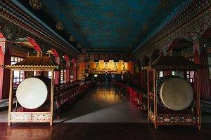 Buddism temple in Kathmandu