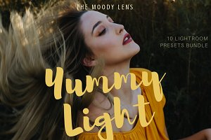 #yummylight Lightroom Preset Pack 10