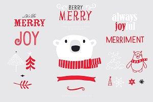 Berry Merry (Vector)