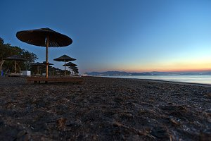 Sunrise on the island of Kos