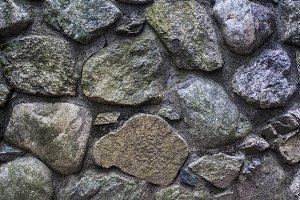 Cobblestones closeup