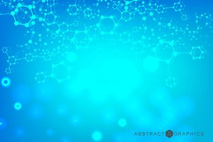 Structure molecule and communicati
