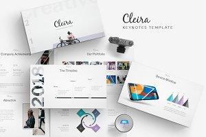 Cleira - Keynote Templates