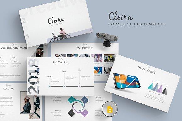 cleira google slide templates presentation templates creative