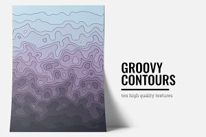 Groovy Contours