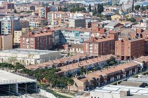 Barcelona Montmelo village