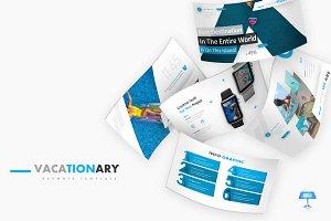 Vacationary - Keynote Template