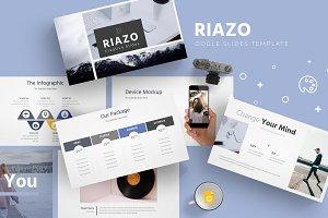 Riazo - Google Slide Template