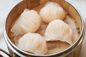 Chinese Hargow Yumcha