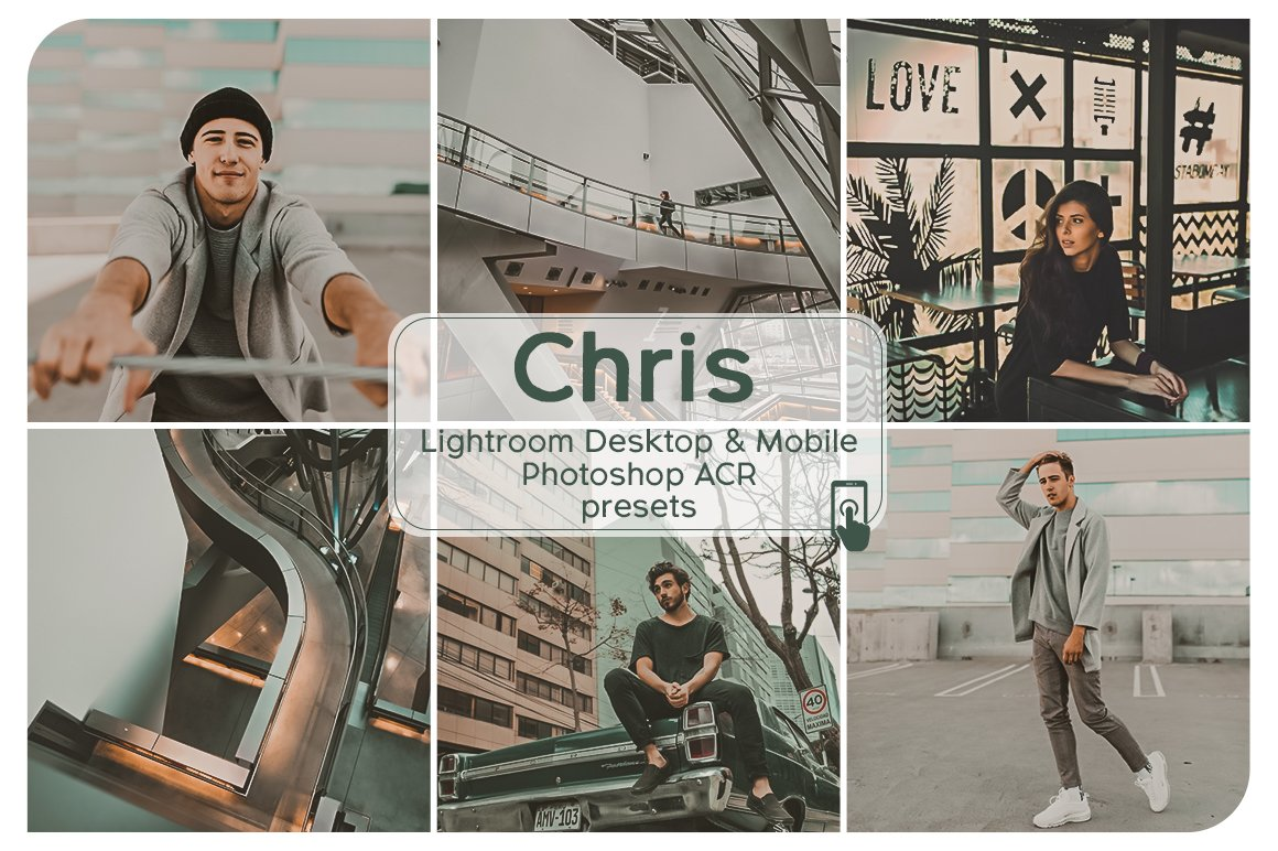 Chris Lightroom Presets ~ Lightroom Presets ~ Creative Market