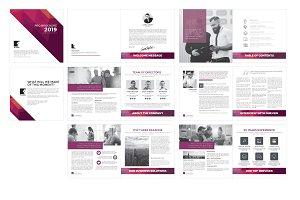 Square Brochure
